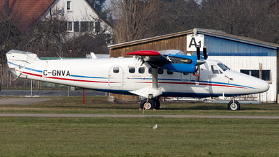 C-GNVA - Viking DHC-6-400 Twin Otter - Private