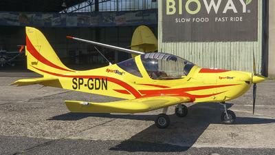 SP-GDN - Evektor-Aerotechnik SportStar RTC - Aero Club - Gdanski