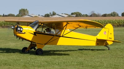 N28092 - Piper J-3C-65 Cub - Private