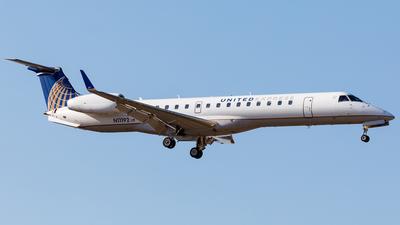 A picture of N11192 - Embraer ERJ145XR - United Airlines - © Martin Pinnau