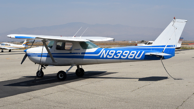 A picture of N9398U - Cessna 150M - [15078346] - © Rocky Wang