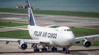 N856FT - Boeing 747-132(SF) - Polar Air Cargo