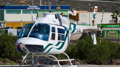 EC-JJA - Bell 206B JetRanger III - Helisureste