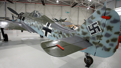 584219 - Focke-Wulf Fw190F-8 - Germany - Air Force