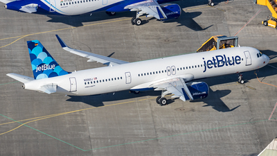 N2060J - Airbus A321-271NX - jetBlue Airways