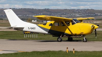C-GAGT - Cessna T206H Turbo Stationair - Private