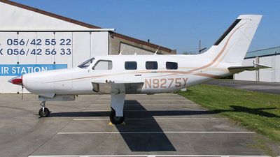 N9275Y - Piper PA-46-310P Malibu - Private