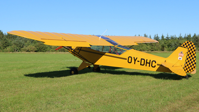 OY-DHC - Piper J-3C-65 Cub - Private