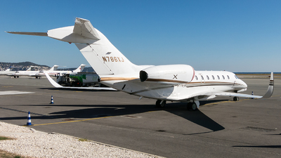 N786XJ - Cessna 750 Citation X - Private
