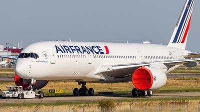 F-WZFQ - Airbus A350-941 - Air France