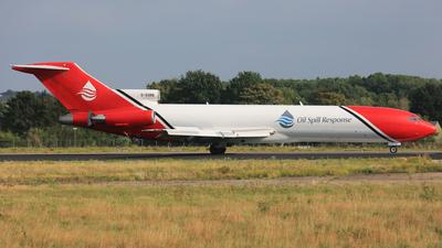 G-OSRB - Boeing 727-2S2F(Adv)  - T2 Aviation