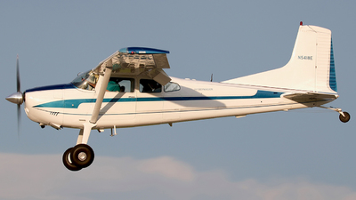 N5418E - Cessna A185F Skywagon - Gulf Coast Aviation