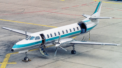 LX-LGL - Fairchild SA227-AC Metro III - Luxair - Luxembourg Airlines