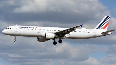 F-GTAQ - Airbus A321-212 - Air France