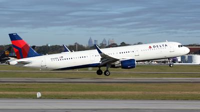 N360DN - Airbus A321-211 - Delta Air Lines