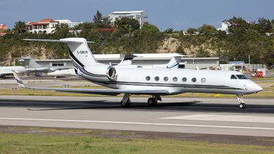 C-GMCR - Gulfstream G550 - Private