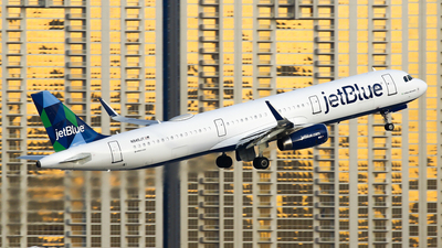 N945JT - Airbus A321-231 - jetBlue Airways