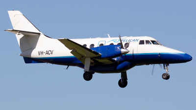 VH-ACV - British Aerospace Jetstream 32 - FlyPelican