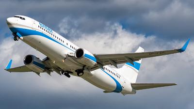 SP-ESH - Boeing 737-81M - Enter Air