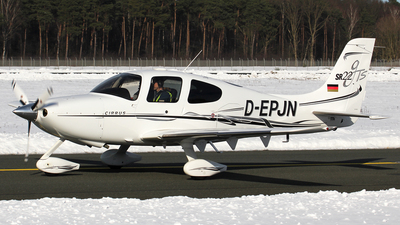 D-EPJN - Cirrus SR22-GTS - Private
