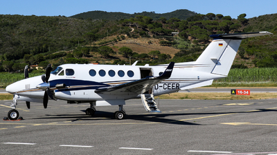 A picture of DCEER - Beech B200GT King Air 250 - [BY272] - © Nils Aiosa