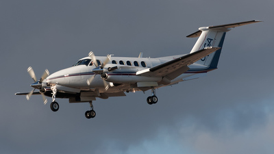 G-OCEG - Beechcraft B200 Super King Air - CEGA Air Ambulance