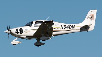 N54DN - Cirrus SR20-G2 - Western Michigan University College of Aviation