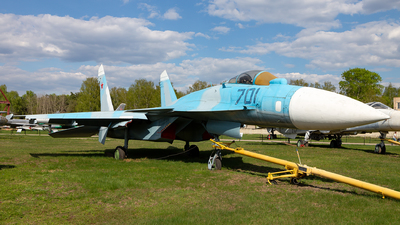 701 - Sukhoi Su-35S - Soviet Union - Air Force