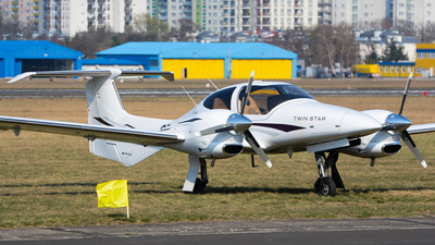 SP-OMK - Diamond DA-42 Twin Star - Private