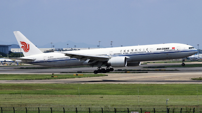 A picture of B2045 - Boeing 77739L(ER) - Air China - © nibrage