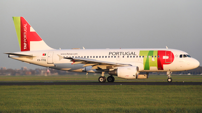 CS-TTQ - Airbus A319-112 - TAP Air Portugal