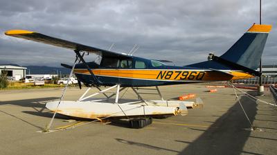 N8796Q - Cessna U206G Stationair - Private