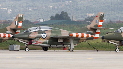 160063 - Rockwell T-2E Buckeye - Greece - Air Force