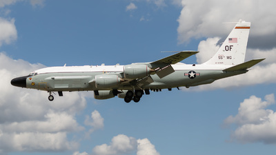 64-14845 - Boeing RC-135V Rivet Joint - United States - US Air Force (USAF)