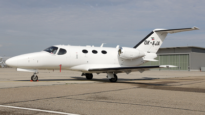 OK-AJA - Cessna 510 Citation Mustang - Time Air