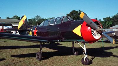 F-AZFK - Yakovlev Yak-18A - Private