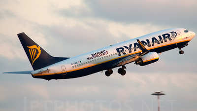 EI-DPB - Boeing 737-8AS - Ryanair