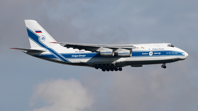 A picture of RA82081 - Antonov An124 - VolgaDnepr Airlines - © rizzysierra