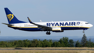 A picture of SPRSY - Boeing 7378AS - Ryanair - © Benjamin Exenberger