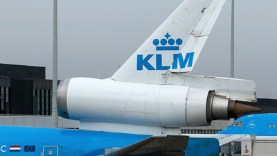 PH-KCC - McDonnell Douglas MD-11 - KLM Royal Dutch Airlines