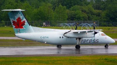 C-GTAI - Bombardier Dash 8-102 - Air Canada Express (Jazz Aviation)