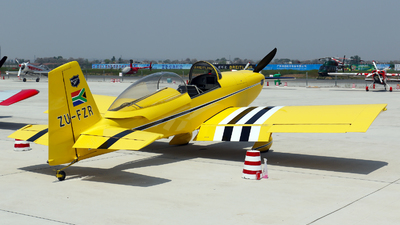 ZU-FZR - Vans RV-8 - Private