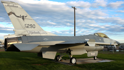 79-0290 - General Dynamics F-16A ADF Fighting Falcon - United States - US Air Force (USAF)