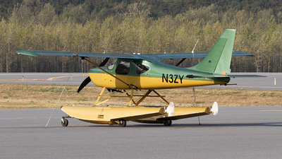 N3ZY - Glasair Aviation GS-2 - Private