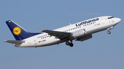 D-ABIR - Boeing 737-530 - Lufthansa