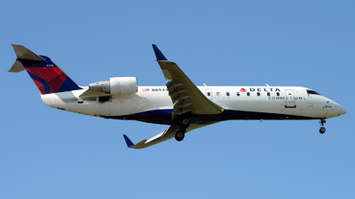 N8944B - Bombardier CRJ-200ER - Delta Connection (Endeavor Air)