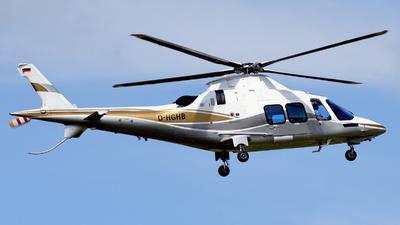 D-HGHB - Agusta-Westland AW-109SP GrandNew - Private