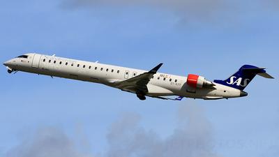 OY-KFF - Bombardier CRJ-900 - Scandinavian Airlines (SAS)