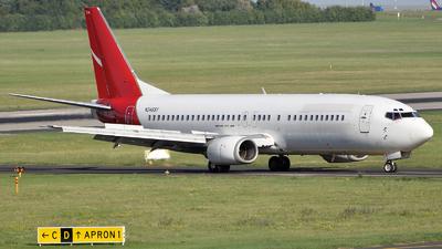 N248SY - Boeing 737-476 - Untitled