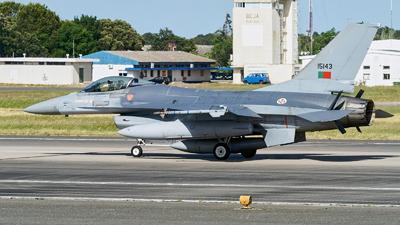 15143 - General Dynamics F-16AM Fighting Falcon - Portugal - Air Force